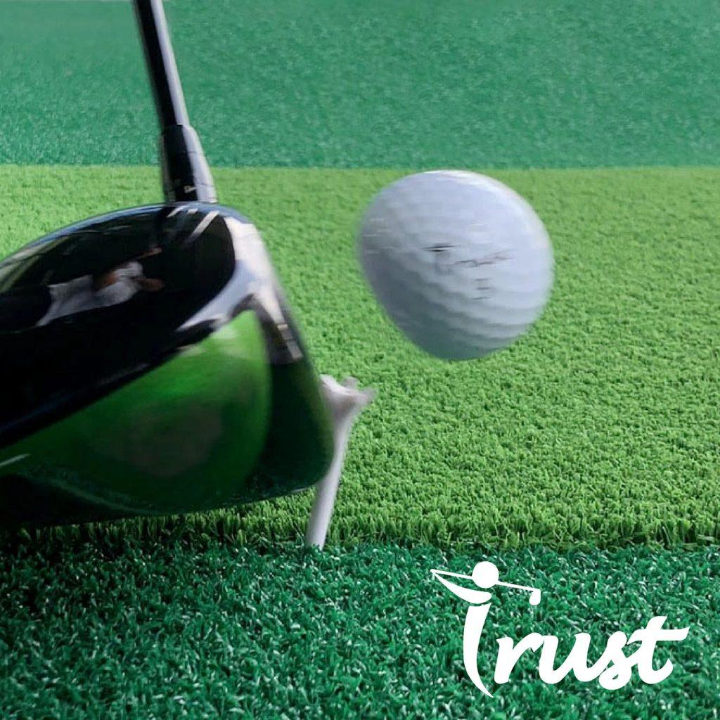 Trust golf balls